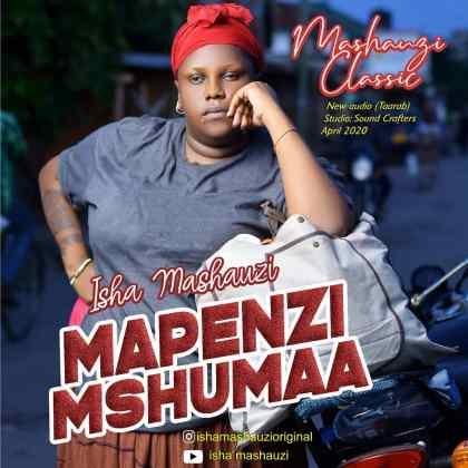 Download Audio by Isha Mashauzi – Mapenzi Mshumaa