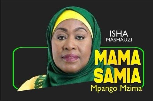 Download Audio by Isha Mashauzi – Mama Samia Mpango Mzima