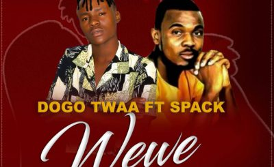 Download Audio | Dogo Twaa ft Spack – Wewe