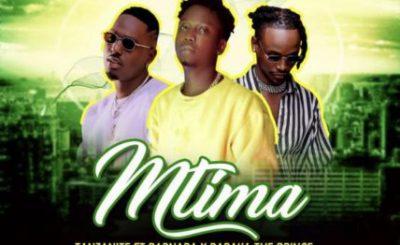 Download Audio | Tanzanite ft Barnaba Classic & Barakah the Prince – Mtima