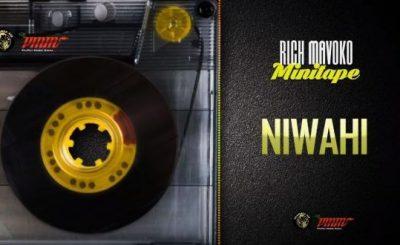 Download Audio | Rich Mavoko – Niwahi