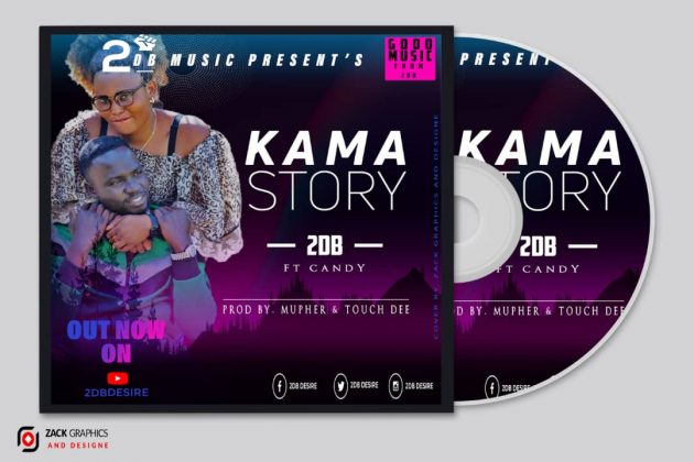 Download Audio | 2db ft Candy – Kama Story