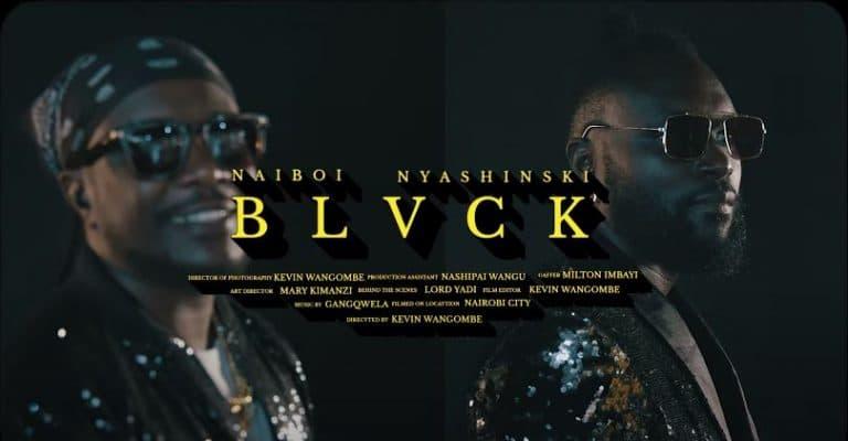 Download Video | Naiboi ft Nyashinski – Black