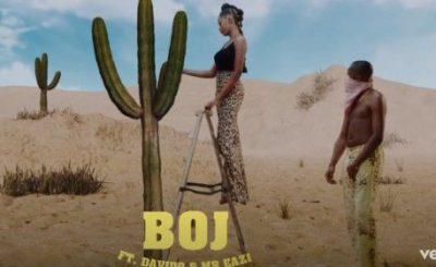 Download Video | Boj ft. DaVido & Mr Eazi – Abracadabra