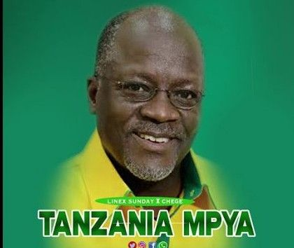 Download Audio   Linex Sunday x Chege – Tanzania Mpya