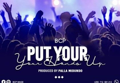 Download Audio   PCP Wage – Put your hands Up