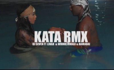 Download Video | Dj Seven ft Linah, Hamadai & Winnie Nwagi – Kata Rmx (Chereko)