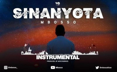 Download Audio | Mbosso – Sina Nyota (Instrumental)