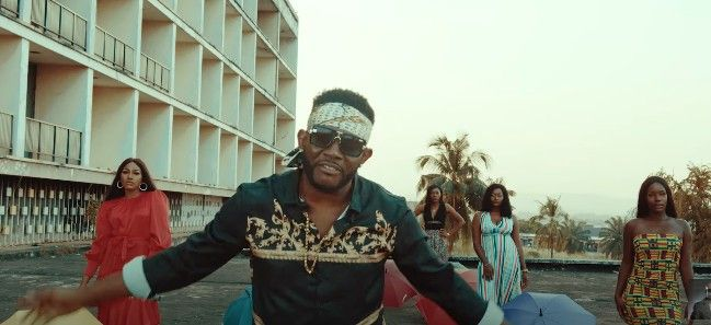 Download Video by J. Martins ft Harrysong – Be Real