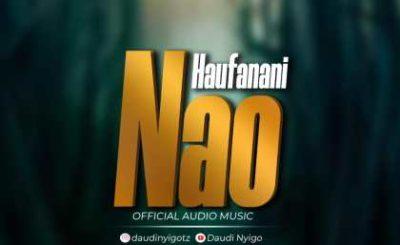 Download Audio | Daudi Nyingo – Haufanani Nao