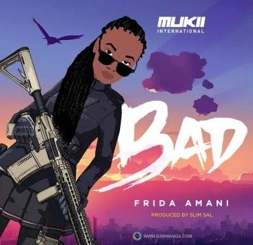 Download Audio by Frida Amani – Bad