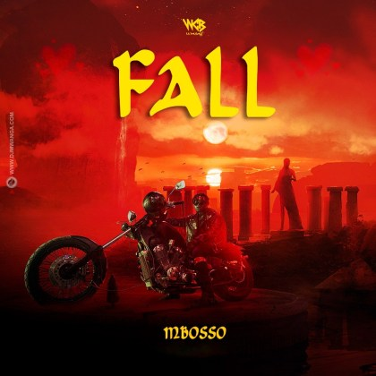 Download Audio by Mbosso – Fall