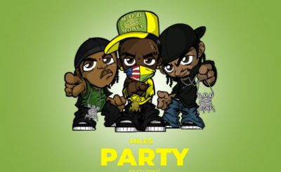 Download Audio | Miles ft Kenny & Pee's – Party