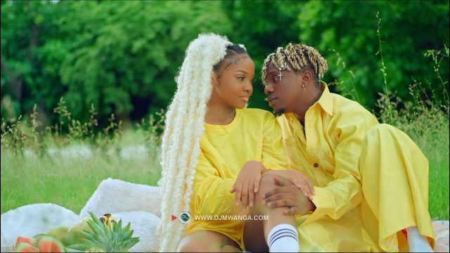Download Video by Rayvanny ft Zuchu – Number One