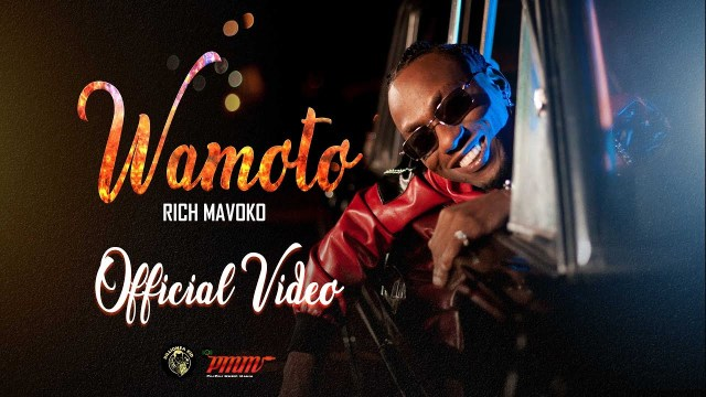 Download Video by Rich Mavoko – Wamoto