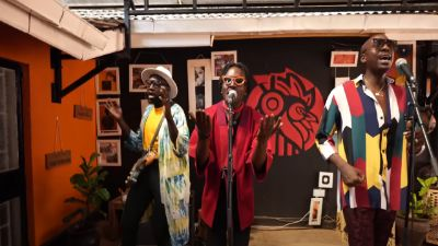 Download Video | Sauti Sol – Suzanna (Youtube Black Africa Creator Week Celebration)