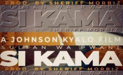 Download Audio | Sultan wa Pwani – Si Kama
