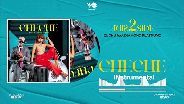 Download Beat   Zuchu ft Diamond Platnumz – Cheche (Instrumental)
