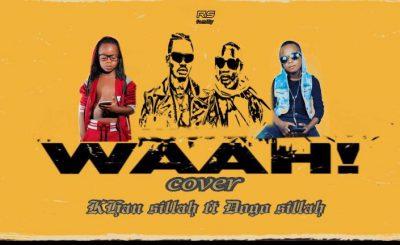 Download Audio | Khan Sillah ft Dogo Sillah – Waah Remix