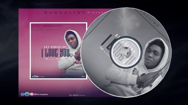 Download Audio by Aky Banguliny – I Love you