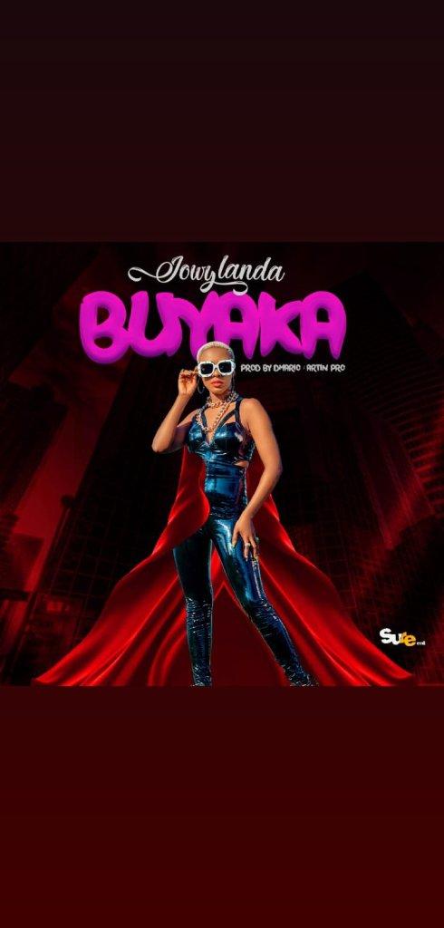 Download Audio by Jowy Landa – Buyaka
