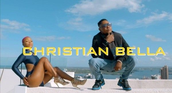 Download Video by Christian Bella ft Gaz Fabulous – Tingisha Mguu