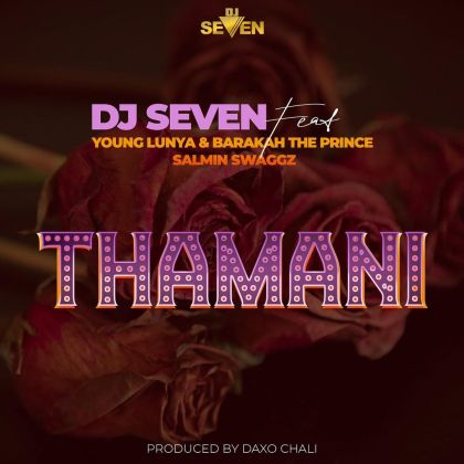 Download Audio by Dj Seven Feat. Young Lunya, Barakah The Prince & Salmin Swaggz –