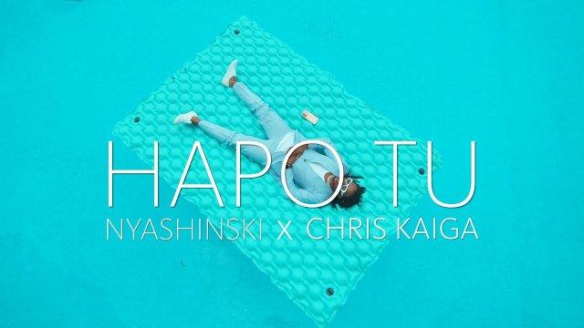 Download Video by Nyashinski ft Chris Kaiga – Hapo Tu