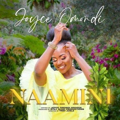 Download Audio   Joyce Omondi – Naamini