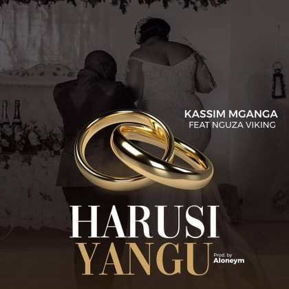Download Audio by Kassim Mganga ft Nguza Viking – Harusi yangu
