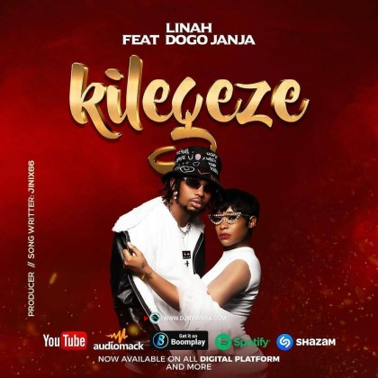 Download Audio by Linah ft Dogo Janja – Kilegeze