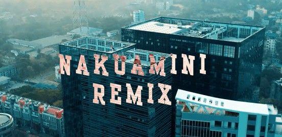 Download Video by Alexander Motela Ft. Bebycia, Lizbeth …– Nakuamini Remix