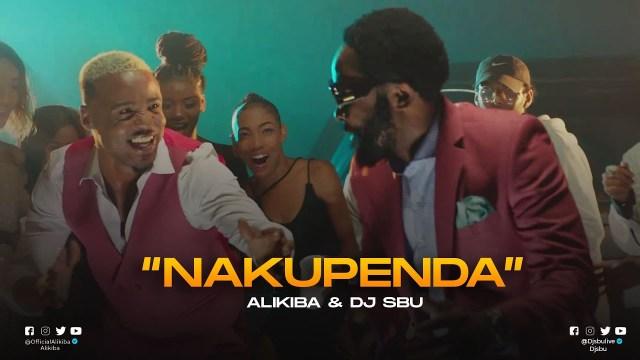 Download Video by Alikiba & Dj Sbu – Nakupenda