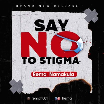 Download Audio by Rema Namakula – No more Stigma