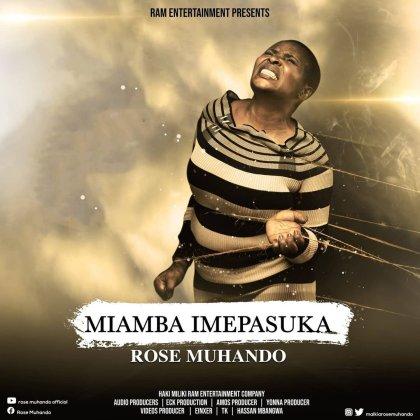 Download Audio by Rose Muhando – Miamba Imepasuka