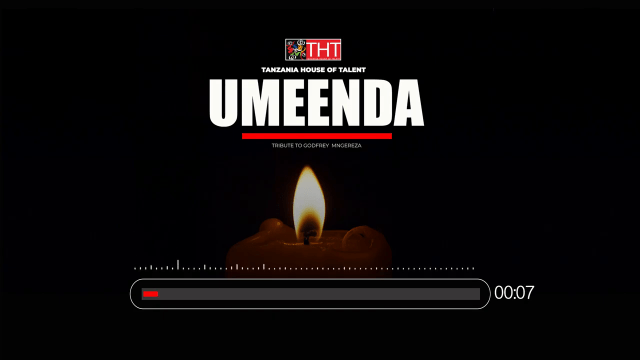 Download Audio by THT – Umeenda (Godfrey Mngereza)
