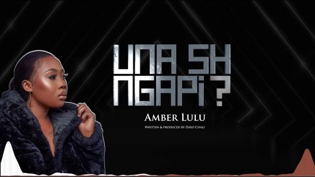 Download Audio by Amber Lulu – Unashingapi