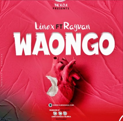Download Audio by Linex ft Rayvanny – Waongo
