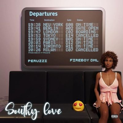 Download Audio by Peruzzi Ft. Fireboy DML – Southy Love
