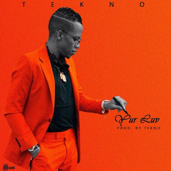 Download Audio by Tekno – In Love