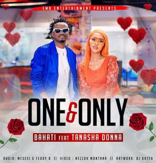 Download Audio by Bahati ft Tanasha Donna – One and Only