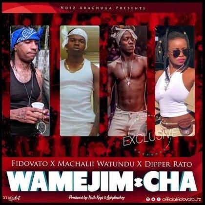 Download Audio by FidoVato X Machalii Watundu X DipperRato – Wamejimicha