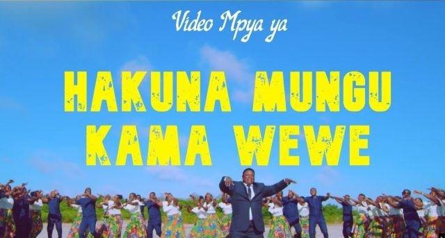 Download Video by Kwaya Ya Uinjilisti Kijitonyama – Hakuna Mungu Kama Wewe