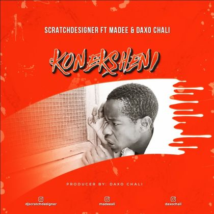 Download Audio by Dj Scratch Designer ft Madee – Koneksheni