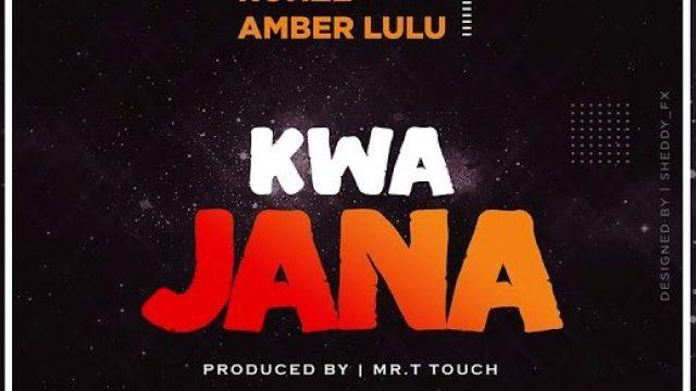 Download Audio by Ronze ft Amber Lulu – Kwajana