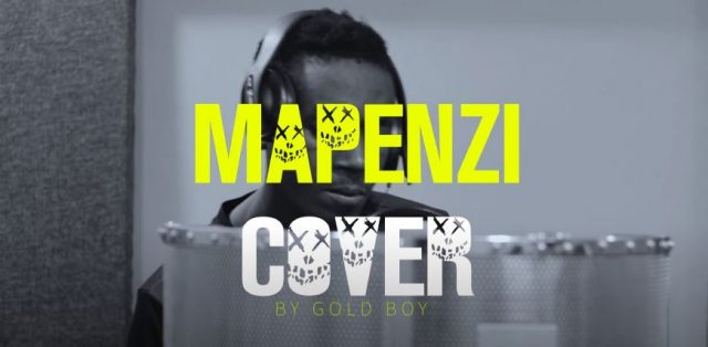 Download Audio by Gold Boy – Mapenzi (Cover)
