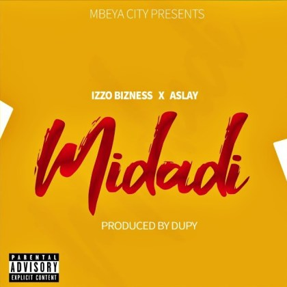 Download Audio by Izzo Bizness ft Aslay – Midadi