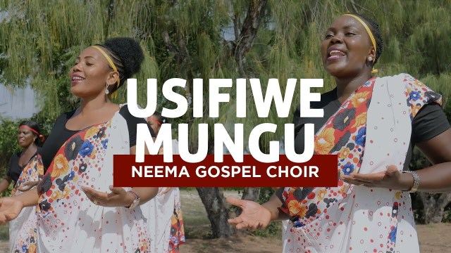 Download Video by Neema Gospel Choir, AICT Chang'ombe – Usifiwe Mungu