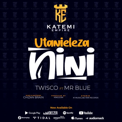 Download Audio by Twisco ft Mr Blue – Utanieleza Nini