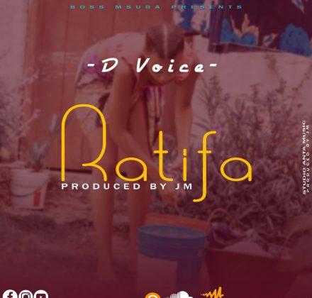 Download Audio by D Voice – Ratifa